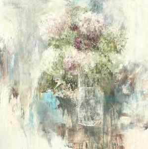 40 x 40 Spring Blossoms